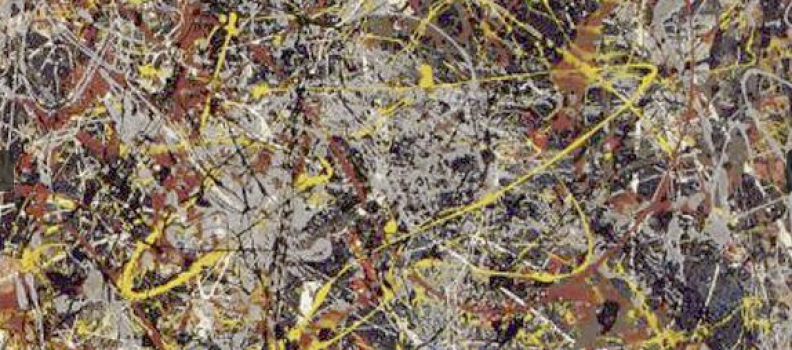Jackson Pollock 'transcends time and fashion'