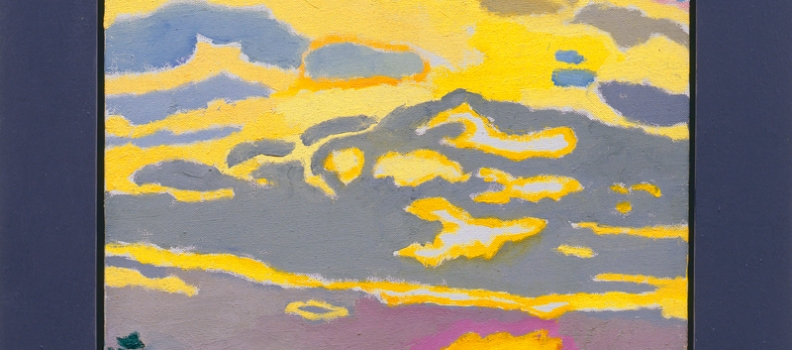 Graham Nickson's Transcendent Landscapes