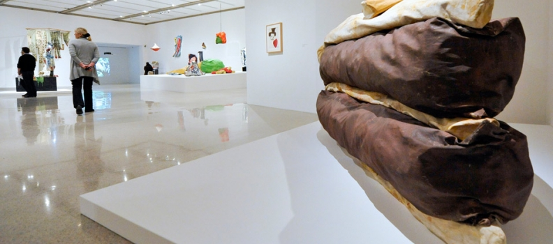 Largest show ever of Claes Oldenburg's path-breaking and emblematic early work opens
